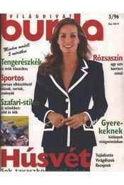 Burda 1996/3 - Régikönyvek