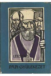 Papi gyülekezet - Régikönyvek