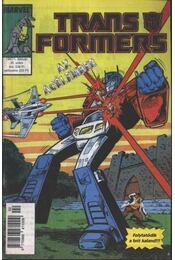 Transformers 1997/1. február 35. szám - Régikönyvek