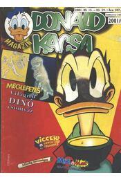 Donald Kacsa 2001/06 - Régikönyvek