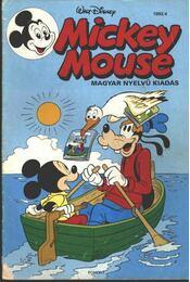 Mickey Mouse 1992/4 - Régikönyvek