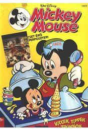 Mickey Mouse 1993/9 - Régikönyvek