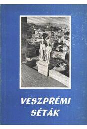 Veszprémi séták - Régikönyvek