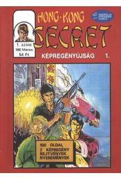 Hong-Kong secret 1. szám - 1992 március - Régikönyvek
