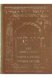 Spanyol-magyar zsebszótár - Régikönyvek