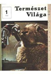 Természet Világa 1968. évfolyam (teljes) - Régikönyvek