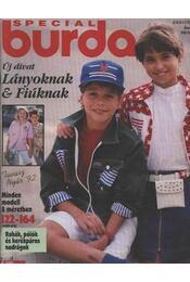 Special Burda 1992 tavasz- nyár - Régikönyvek