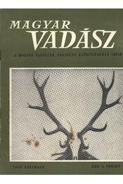Magyar Vadász 1968/11. - Régikönyvek