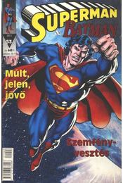Superman és Batman 2001/2.53. szám - Régikönyvek