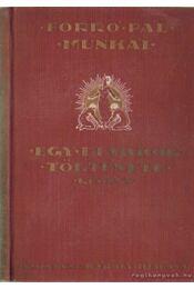 Egy diákkor története - Régikönyvek