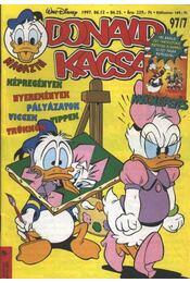 Donald Kacsa 1997/07. - Régikönyvek