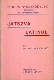 Játszva latinul - Régikönyvek