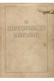 Az ellenforradalom Baranyában - Régikönyvek