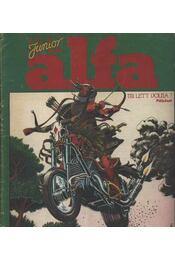 Alfa 1980. augusztus - Régikönyvek