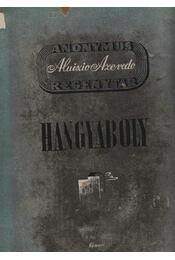 Hangyaboly (dedikált) - Régikönyvek