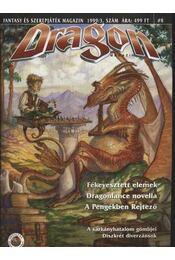 Dragon magazin 1999 3. szám - Régikönyvek
