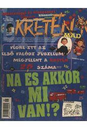 Kretén 1997/3 - Régikönyvek