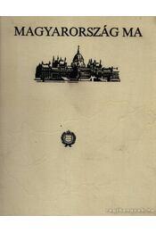 Magyarország ma - Régikönyvek