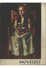 Művészet 1961. március II. évfolyam3. szám - Régikönyvek