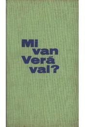 Mi van Verával - Régikönyvek