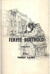 Fekete Berthold - Régikönyvek