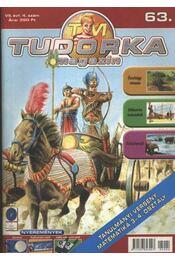 Tudorka magazin 63 - Régikönyvek