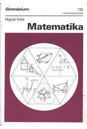 Matematika a speciális matematika I. osztálya számára - Régikönyvek