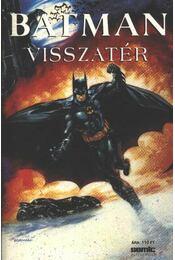 Batman visszatér - Régikönyvek
