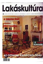 Lakáskultúra 2004/12 - Régikönyvek
