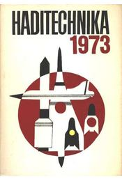 Haditechnika 1973. - Régikönyvek