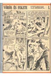 Vörös és fekete 1985. (31-86. szám 27. rész) - Régikönyvek