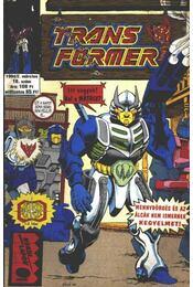 Transformer 1994/2. március 18. szám - Régikönyvek
