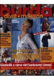 Burda 1998/11. november - Régikönyvek