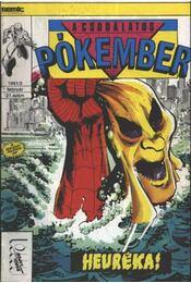 A Csodálatos Pókember 1991/2. 21. szám - Régikönyvek