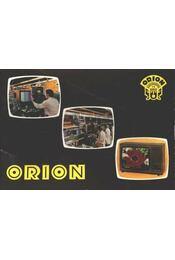 Orion - Régikönyvek