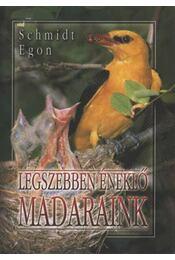 Legszebben éneklő madaraink - Régikönyvek
