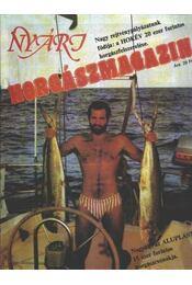 Nyári horgászmagazin 1987. - Régikönyvek