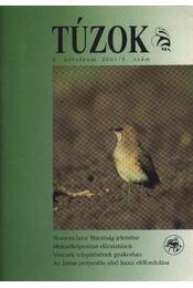 Túzok 2001/3. szám - Régikönyvek