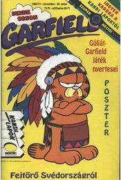 Garfield 1992/11. 35. szám - Régikönyvek