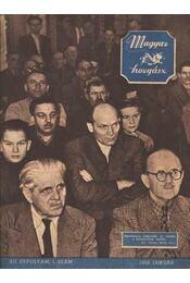 Magyar Horgász 1958. évf. (hiányos) - Régikönyvek