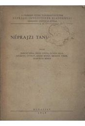 Néprajzi tanulmányok - Régikönyvek