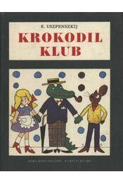Krokodil klub - Régikönyvek
