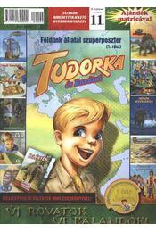 Tudorka és Barátai 11. - Régikönyvek