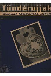 Tündérujjak 1936. július XII. évf. 7. - Régikönyvek