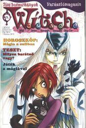 Witch 2002/9. 9. szám - Régikönyvek