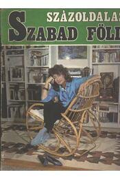 Százoldalas Szabad Föld 1987/tavasz - Régikönyvek