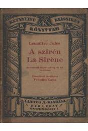 A szirén; La Siréne - Régikönyvek