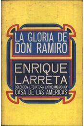 La Gloria de Don Ramiro - Régikönyvek