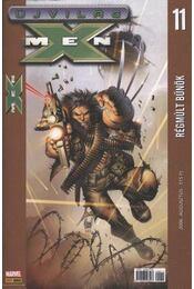 Újvilág X-MEN 11. 2006. augusztus - Régikönyvek