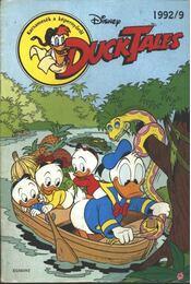 Duck Tales 1992/9 - Régikönyvek